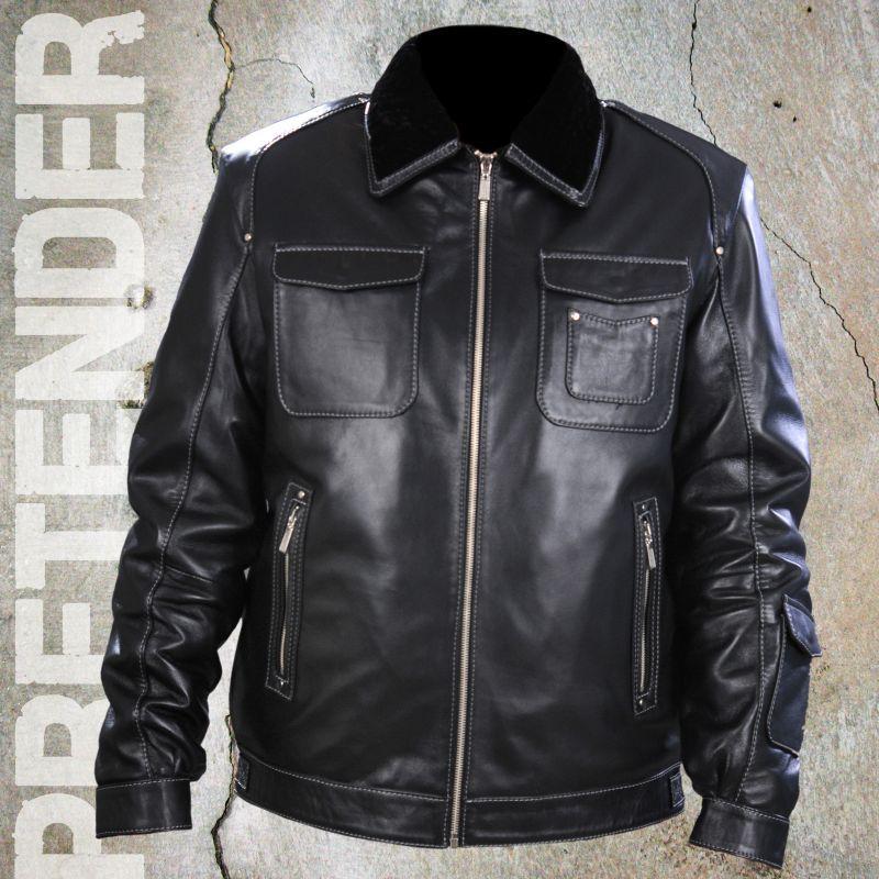 Кожаные куртки большого размера Самара